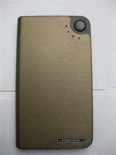 Manufacturer wholesale aa battery power bank 5200mah