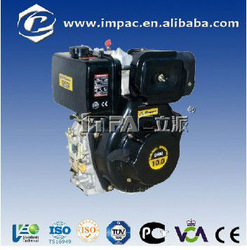 High Quality Air Cooled Agricultural V Twin Diesel Engine