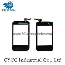 Wholesale Touch Screen for LG Optimus L3X E435 Black