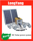 portable compact solar power system charger