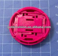 40.5mm Lens Cap Cover For V1 J1 Nikkor VR 30-110mm 10-30mm Lens Pink