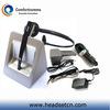 High sound quality call center phone and computer wireless headset intercom system CW-3000