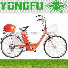 City Women Electric Bike