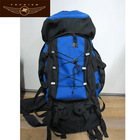 hiking backpack polyester waterproof on strap backpack