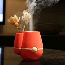 Office ultrasonic aromatherapy usb humidifier