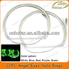CCFL Angel Eyes Halo Ring Kit For BMW E36 E38 E39 E46 with Projector