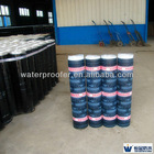 Rolling APP modified asphalt bitumen waterproof membrane specially suitable to low temperature in rolls by Wuhan STAR