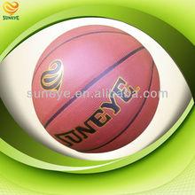 Custom Made PU Laminated Basketballs
