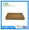 Bamboo Cutlery Box