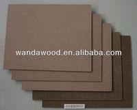 China plian waterproof hardboard
