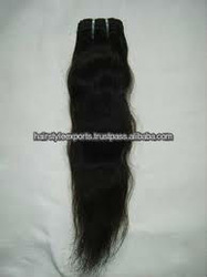 human hair