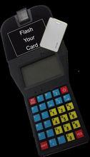 Punch card & fingerprint time attendance machine
