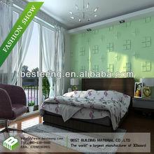 Interior decorative material,3d wall paper