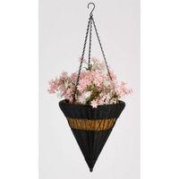 Beautiful Hanging Basket of Resin Fiber