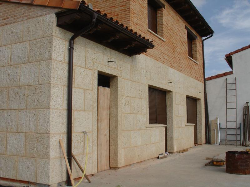 Fachada decorar tu casa es facilisimocom motorcycle - Piedra artificial madrid ...
