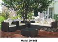 Hotel usado bom design móveis para ambientes externos( dh- 668)