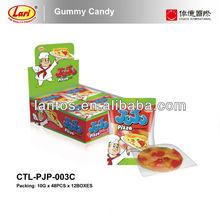 LARI brand 10g pizza shaped candy