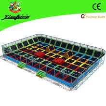 best indoor playground kids and adult trampoline