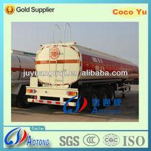 40 CBM asphalt transport tanker trailer with ABS for sale