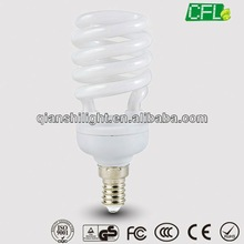 CFL Made in China hangzhou high quality low price half spiral 26W energy saving lamp tube CE and RoHS