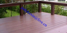 lvsen Top Quality Damp-proof Plastic Lumber Synthetic WPC Flooring