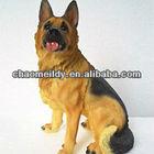 dog figurine, custom action figure