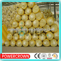 suitable price hot sale centrifugal soundproof fire resistance density 10kg/m3 glass wool batts