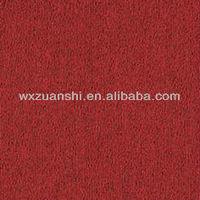 DT008-PP carpt tiles with bitumen back/low price red color carpet tiles/solid color carpet tiles