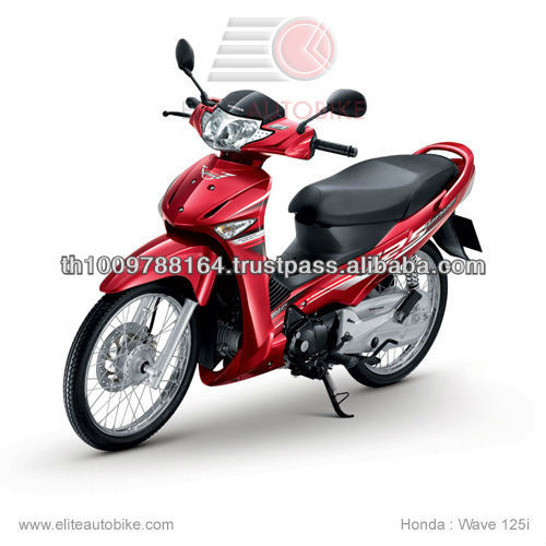 From Thailand 125cc Motorcycle Pedal Motorbike Photo