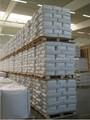 De calidad superior bolso lleno de polvo blanco de la categoría alimenticia almidón de arroz