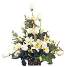 Simpatia arranjo floral