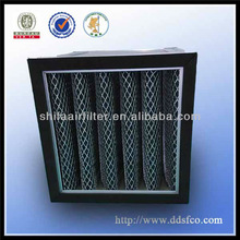active carbon mesh for hepa air filter