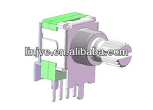 4 pole 3 position rotary switch