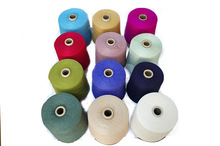 Tencel silk cashmre wool cotton blended knitting yarn