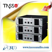 2014 Pro audio power amplifier 3U (CE,RoHS)
