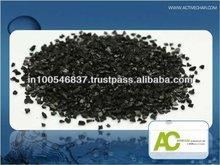 Metil yoduro de eliminación de carbón activado