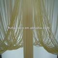 plana cadena de cortina de partición para puerta de la cocina