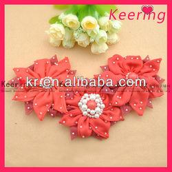 Hotsale Fashion style flower appliques WPH-1561