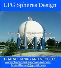 LPG Spheres Design