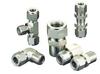 High pressure hydraulic pipe fittings