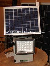 Farol a LED abastecida por energia solar