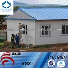 China steel prefabricated house and sandwich panel
