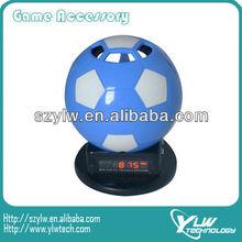 World Cup Design Mini Speaker Support TF Card USB Disk AUX Port FM Function 3.5MM Earphone Jack