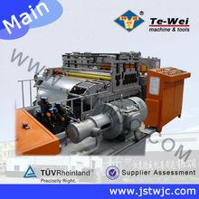 T44QK-16-2000 CNC Hydraulic Cut To Length Line