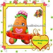 Thanksgiving Day inflatable sweet potato cartoon model