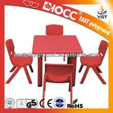 Plastic school desk children study desk