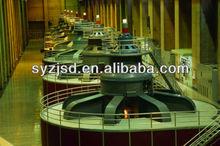 hydro water vertical turbine generator 1000KW-40MW