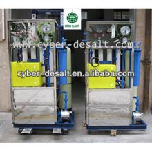 1000LPD seawater purification RO system / seawater filtration / seawater purification