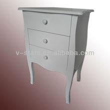 Lh-vs0208 blanc commode meubles de salon