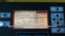 Screw/Turbo air compressor LCD display darken problem ?